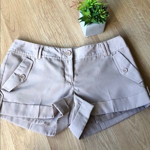 Express shorts, excellent condition